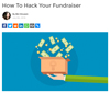 Hack your fundraiser